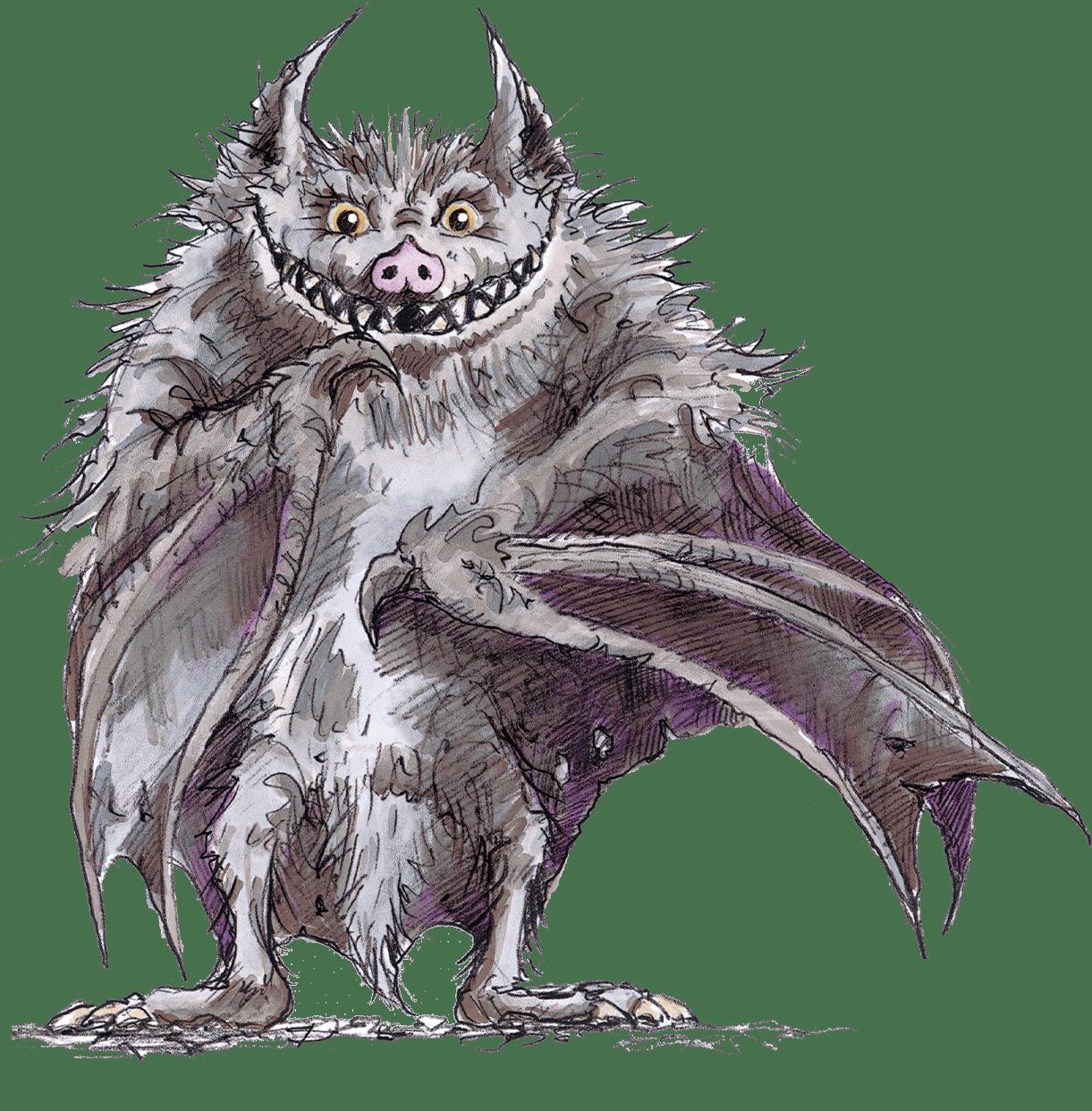 BeWILDerwood Character