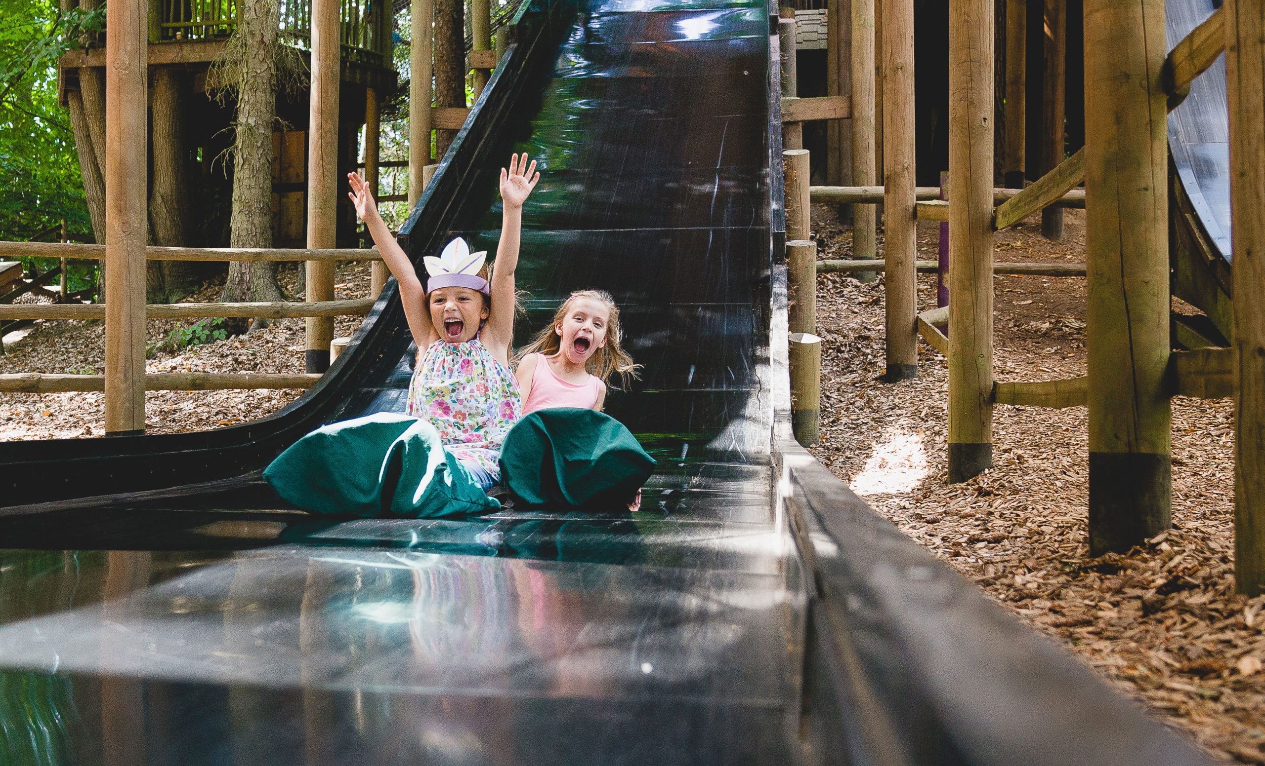 Win tickets to BeWILDerwood Cheshire, yippee!